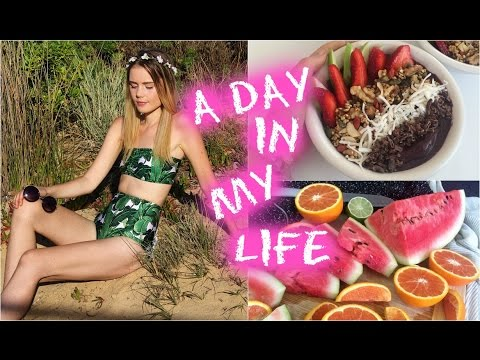 A DAY IN MY LIFE VLOG + WHAT I ATE TODAY