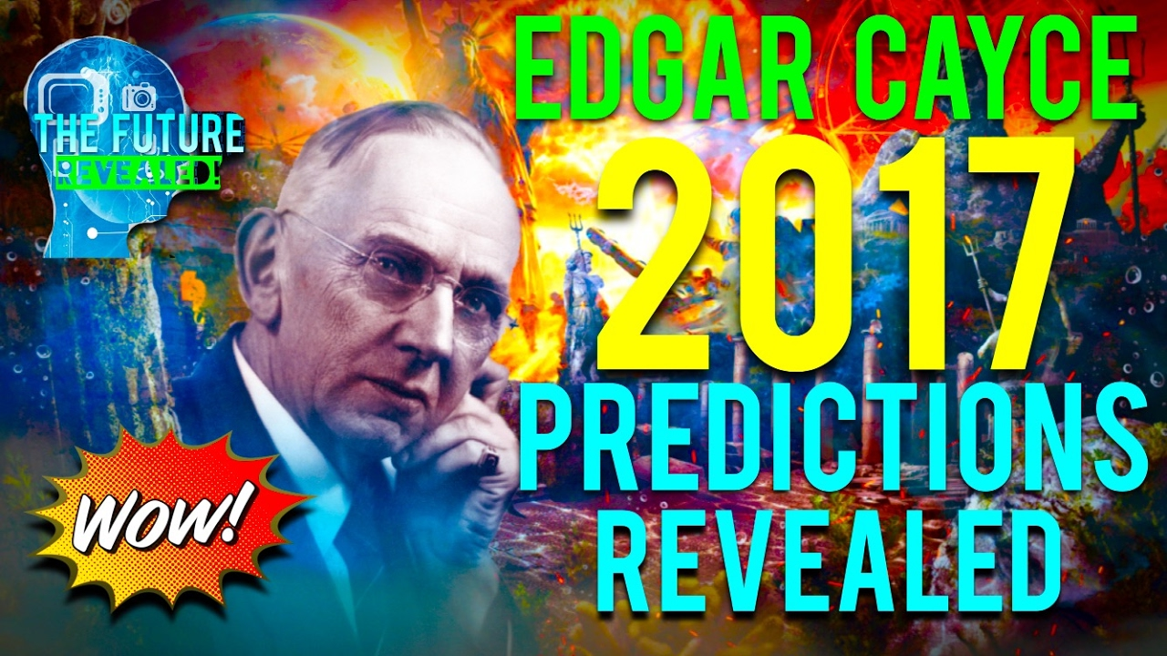 edgar cayce predictions for 2018