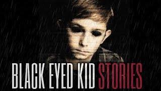 5 Scary Black Eyed Kid Stories