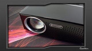 Projektor z Biedronki - Hykker Vision 180