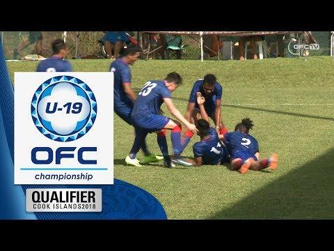 2018 OFC U19M Championship Qualifier | American Samoa v Samoa Highlights