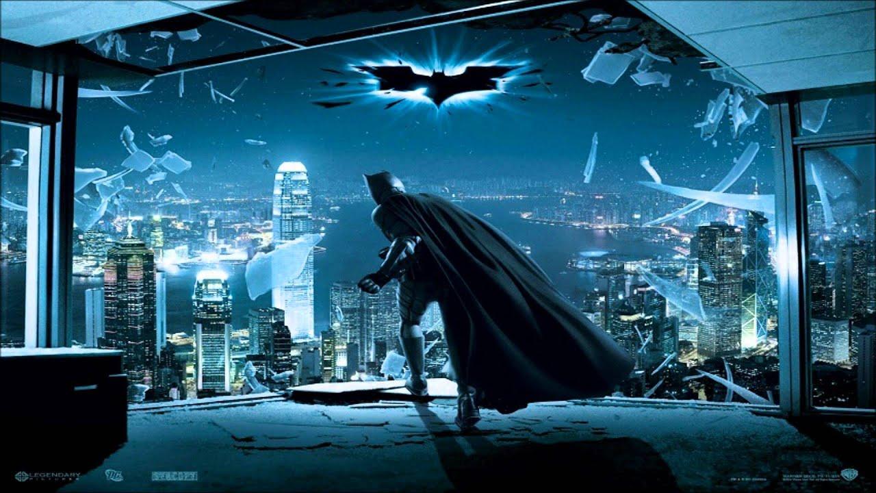 I 39 m not a hero hans zimmer james newton howard the for Hans zimmer batman