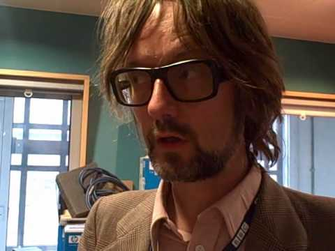 Poetry with Jarvis Cocker on BBC 6 Music Radio