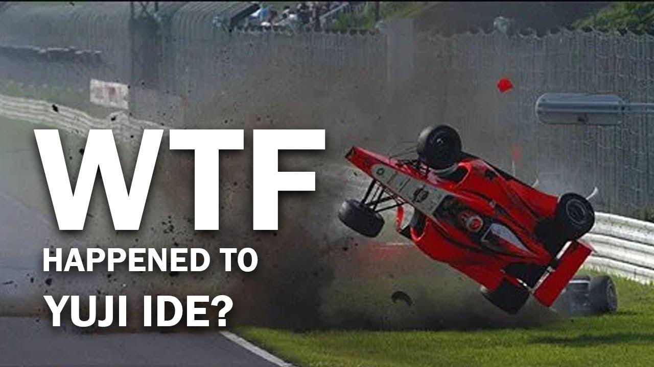 WTF Happened to Yuji Ide (Worst Formula One Driver Ever?)