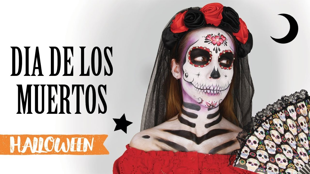 Maquillage D Halloween Sugar Skull