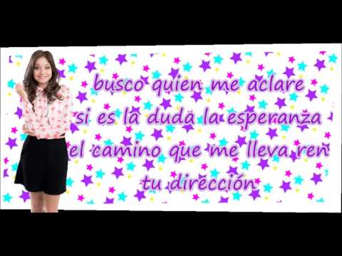 Soy Luna - QUE MAS DA Lyrics (Karol Sevilla Ft. Ruggero pasquarelli)