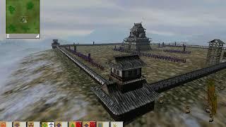Shogun Total War Historical Campaigns: Mongol Campaign Part 2. Bloodbath at Nara