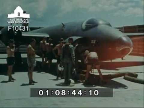 No 2 Squadron activities Vietnam (DPR RAAF stock shots)