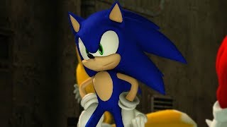 Sonic 39;06 with the best Sonic model