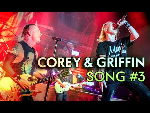 Corey & Griffin Taylor - Song #3 [Stone Sour Live 2017]
