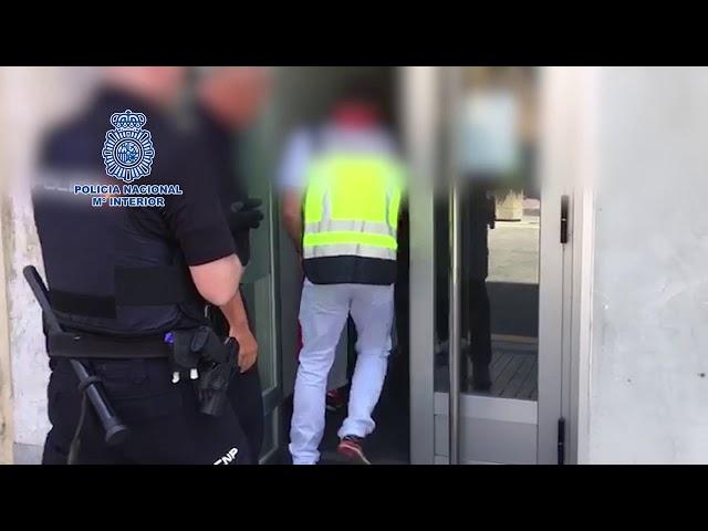 Detienen a un agresor sexual buscado por las autoridades alemanas