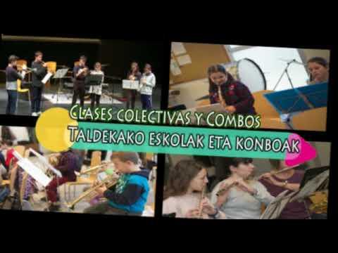 Escuela de Música Berriozar 2018-19 Berriozarko Musika eskola