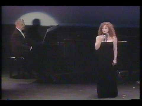 Bernadette Peters & Stephen Sondheim