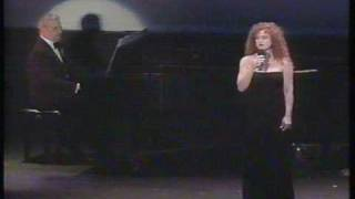 "Bernadette Peters & Stephen Sondheim - ""Send In the Clowns"""