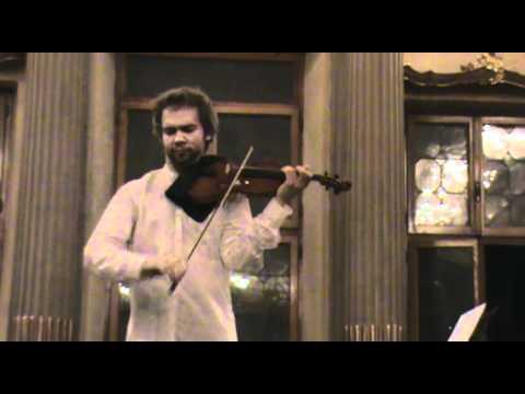 Alexander Trostiansky plays A.Machavariani - Dolury