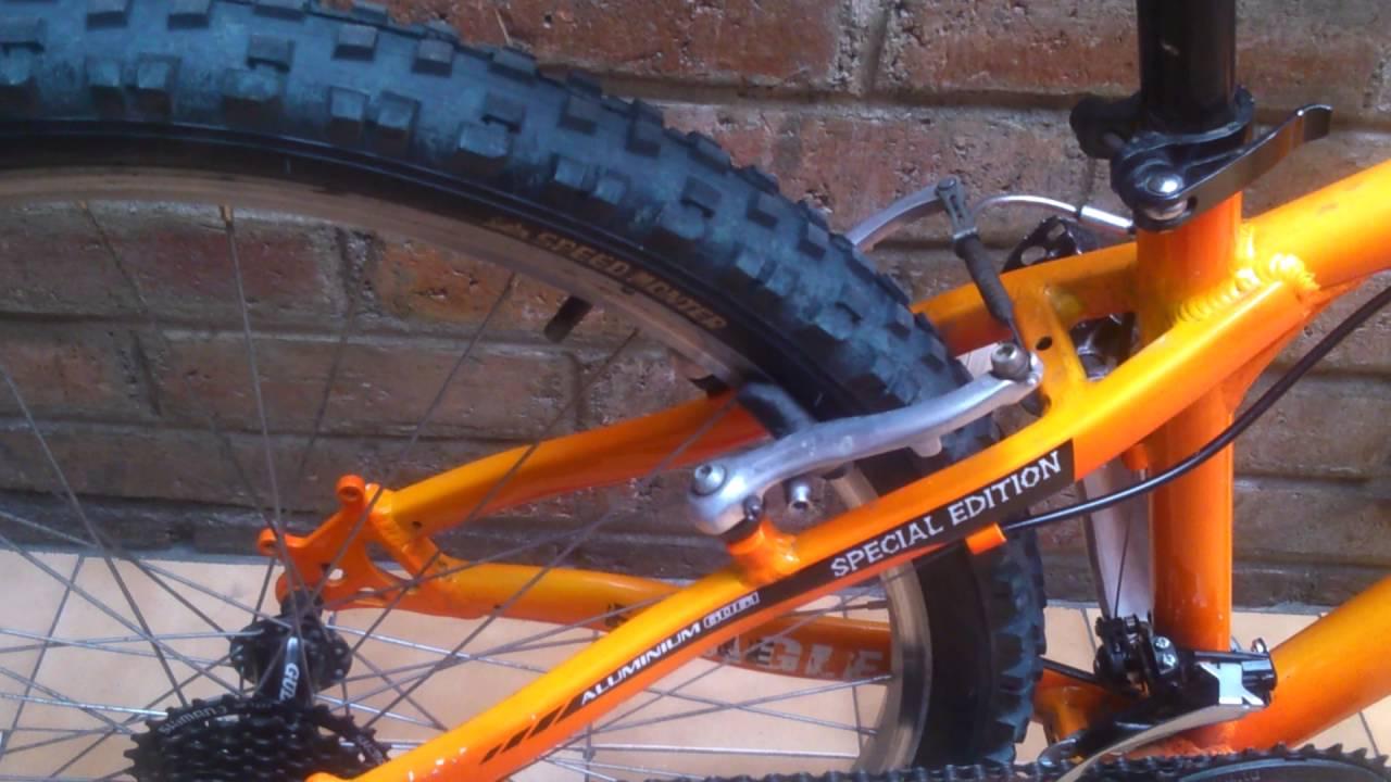 Review bicicleta Eagle 888 26 pulgadas aluminio comunitario Yato de ...