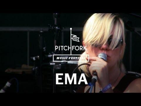 "EMA - ""California"" - Pitchfork Music Festival 2011"