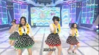 AKB48の派生ユニットNot yetの曲.