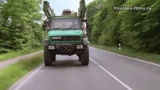 Унимог: история уникального немецкого автомобиля - Документальный фильм