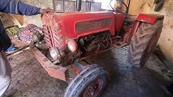 Inter B-275 tractor model 1972 full feature & specification