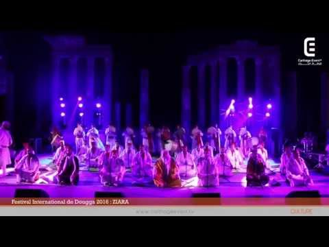 Festival International de Dougga 2016 : ZIARA - 21 Août 2016