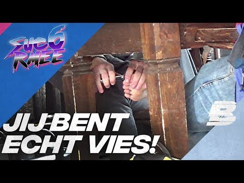 LUIZENCONTROLE IN EEN RESTAURANT!? | SUC6RMEE - Concentrate BOLD