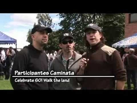 CAMINATA CELEBRATE 60! Walk the land Bogotá Parte 2