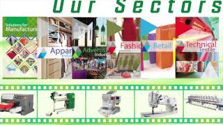 Al Borj Machinery LLC Since 1987 - Teaser - Apparel Machines, Home Textile Machines