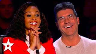 OUTSTANDING Auditions That AMAZED Simon Cowell on Britain's Got Talent 2013 | Got Talent Global