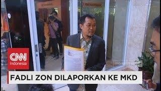 Fadli Zon Dilaporkan Soal Kode Etik ke MKD DPR oleh MAKI