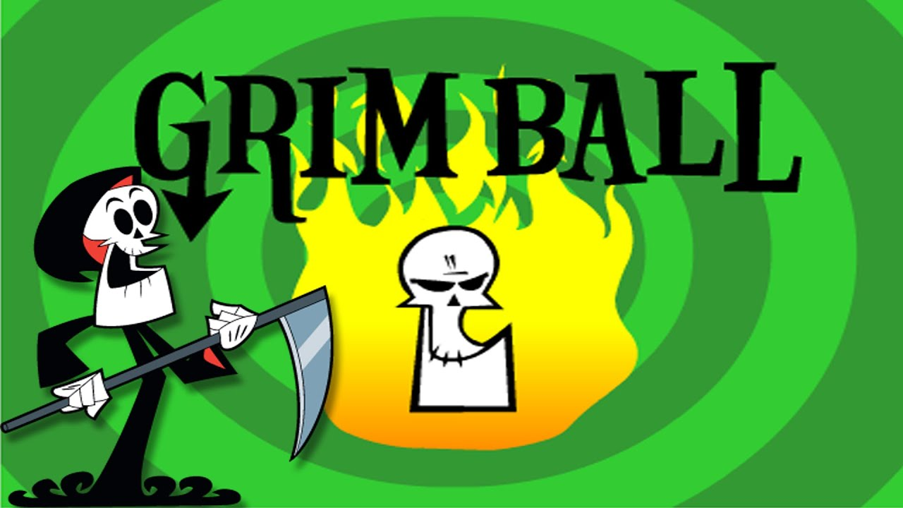 Grim Ball! | The Grim Adventures of Billy and Mandy | Cartoon ...