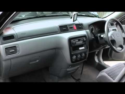 HONDA CRV 2000 A new Ride, Review and test drive.