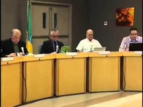 Réunions Publiques - Conseil municipal de L'Ange-Gardien - Mai 2014