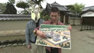 笑い飯哲夫がお寺を楽しく紹介! 今回は「飛鳥寺」を紹介してくれます!...