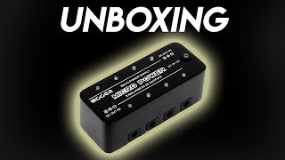 Unboxing ║ Mooer Micropower