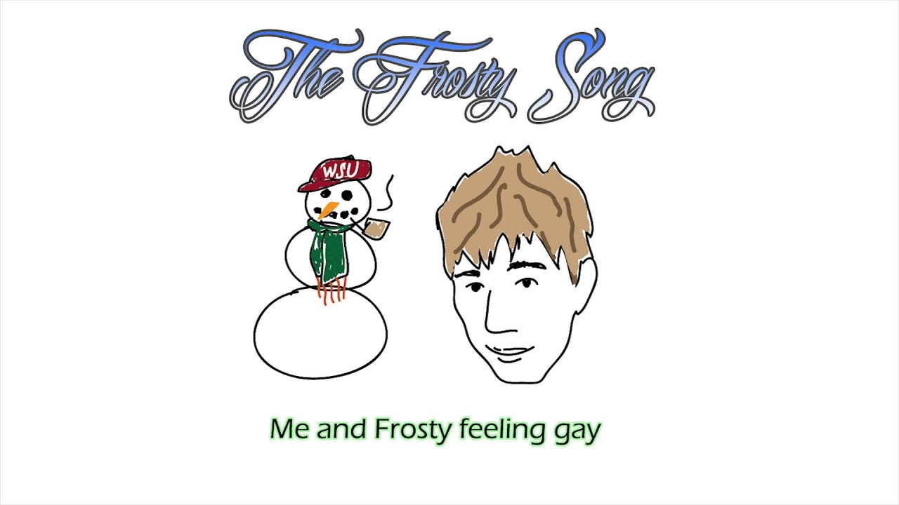 The Frosty Song - An Inappropriate Winter Holiday Song - YouTube