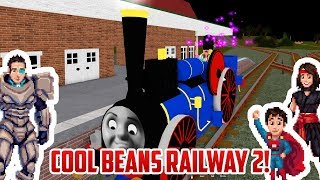 Roblox: Thomas and Friends COOL BEANS RAILWAY 2!