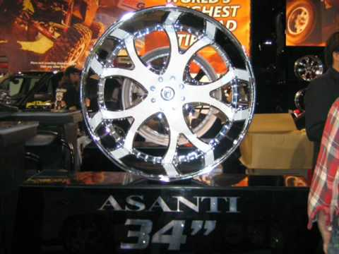 The Most Expensive Car In The World >> Asanti Wheels $2,000,000 - YouTube
