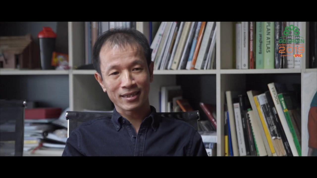 Phỏng vấn KTS. Hoàng Thúc Hào