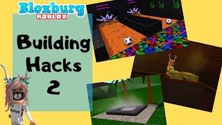 BUILDING HACKS 2 | EINFACH | TUTORIAL | Bloxburg | Roblox | Mamabear