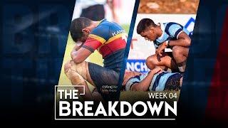 Joes hurt Trinity and St. Peters wound Wesley | The Breakdown Week 4