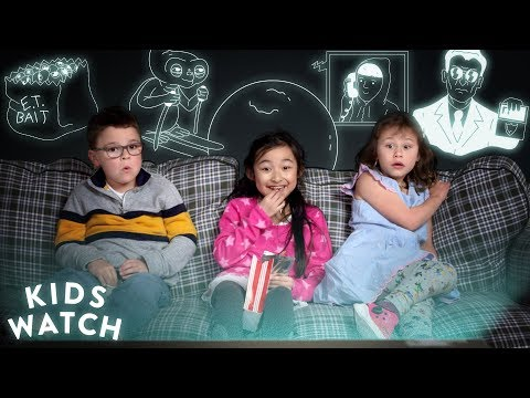 Mick Lee -  Kids Freak Out Watching E.T. for the First Time