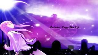 Nightcore - Larger Than Life (Pinkzebra)