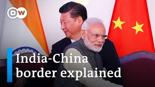Can the India-China border dispute be resolved peacefully? | DW News