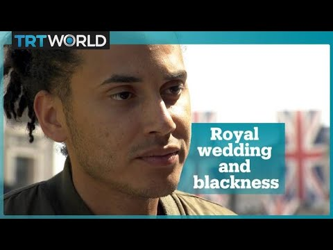 Does the royal wedding improve race relations in the UK?