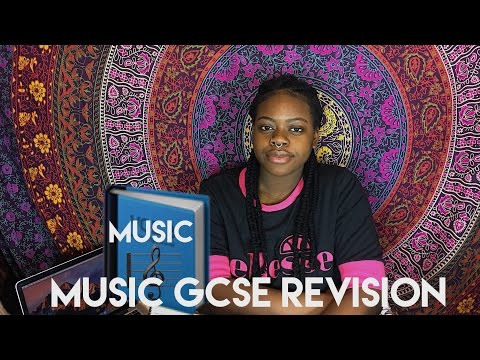 How To Revise For Music GCSE + Study With Me