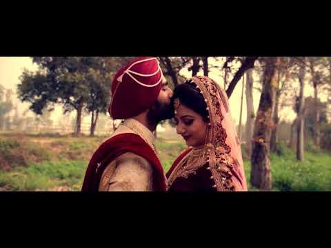 Akhil : Rukh  | Sarbjot Weds Harman | Maan Jatinder Films | Punjabi Song 2017 | Arpan Chahal |