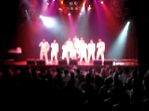 "The Ten Tenors ""Oh L'amour"" @ White Party Las Vegas 2009"