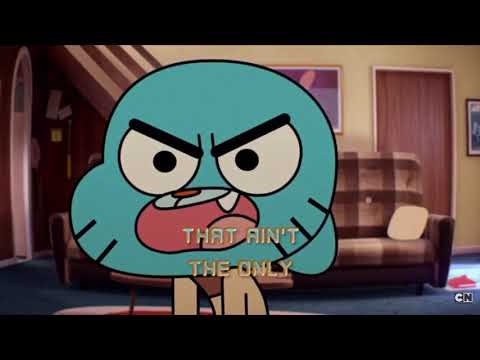Gumball Sing FNAF I Am The Purple Guy