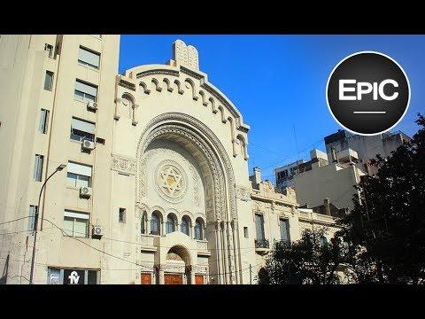 Sinagoga De La Congregación Israelita (Templo Libertad) - Buenos Aires, Argentina (HD)